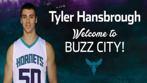 tyler hansbrough coming to Charlotte