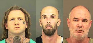 3 men in gastonia charged with bomb making