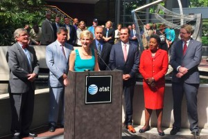 At&t gigapower in Gastonia