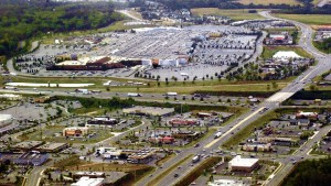 concord mills tourism