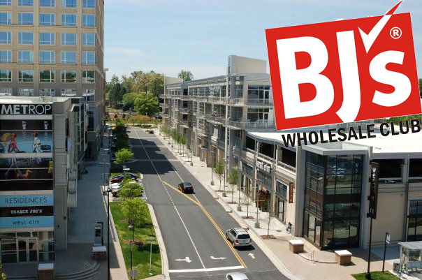 BJ's Wholesale Club Is Building It's First Charlotte