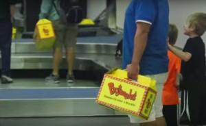 bojangles free airport givaway