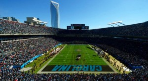 panthers vs eagles