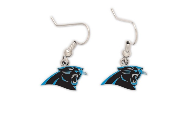 panther earings gifts for panthers fans
