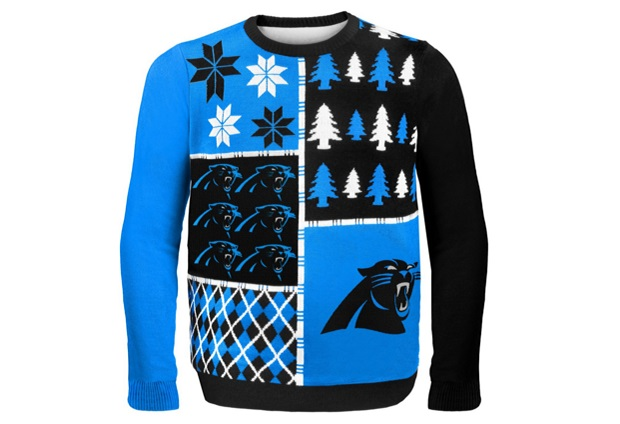 ugly panther sweater gifts for panthers fans