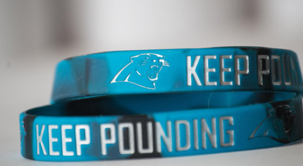 keep pounding panthers gear