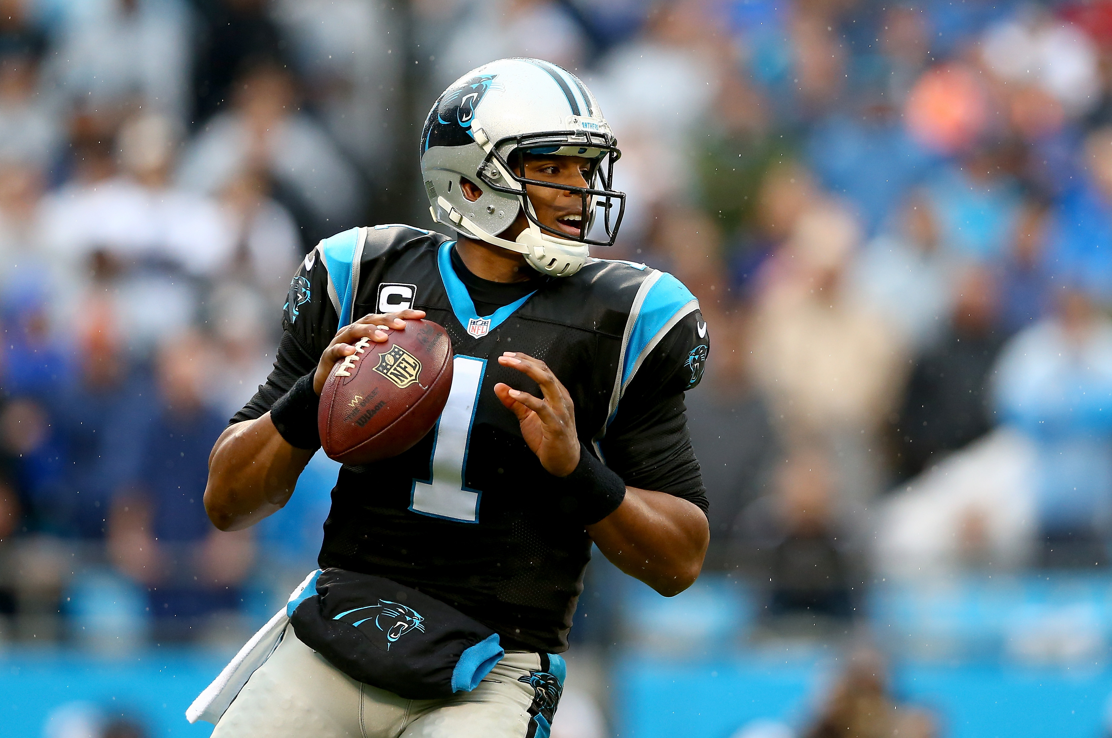 Panther s Quarterback Cam Newton Just Named The Most Overrated