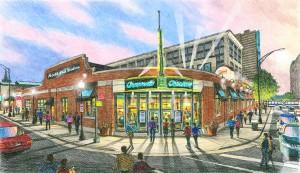 charlotte's new entertainment district