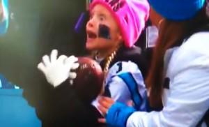 happiest panther fan
