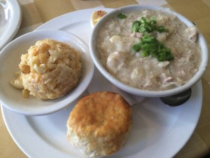 dish comfort food in Charlotte