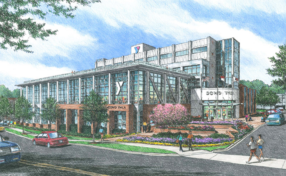 Charlotte's Dowd YMCA About To Undergo A $26 5 Million