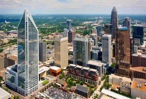 charlotte best city for young professionals