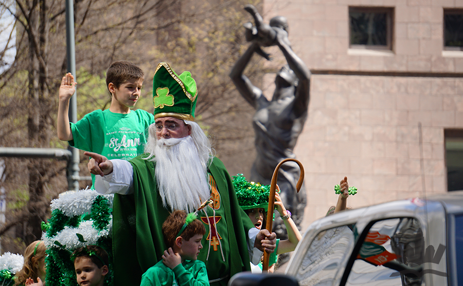 charlotte st patrick day parade 2