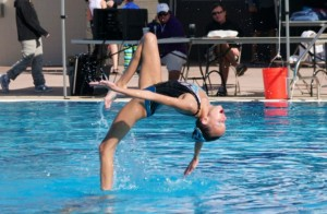 lake norman synchronized swimming