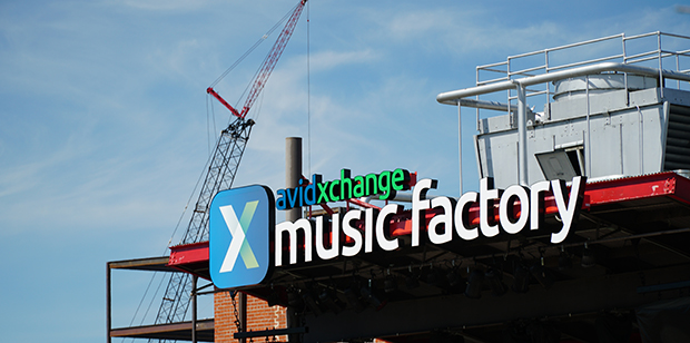 avidxchange-music-factory-headquarters
