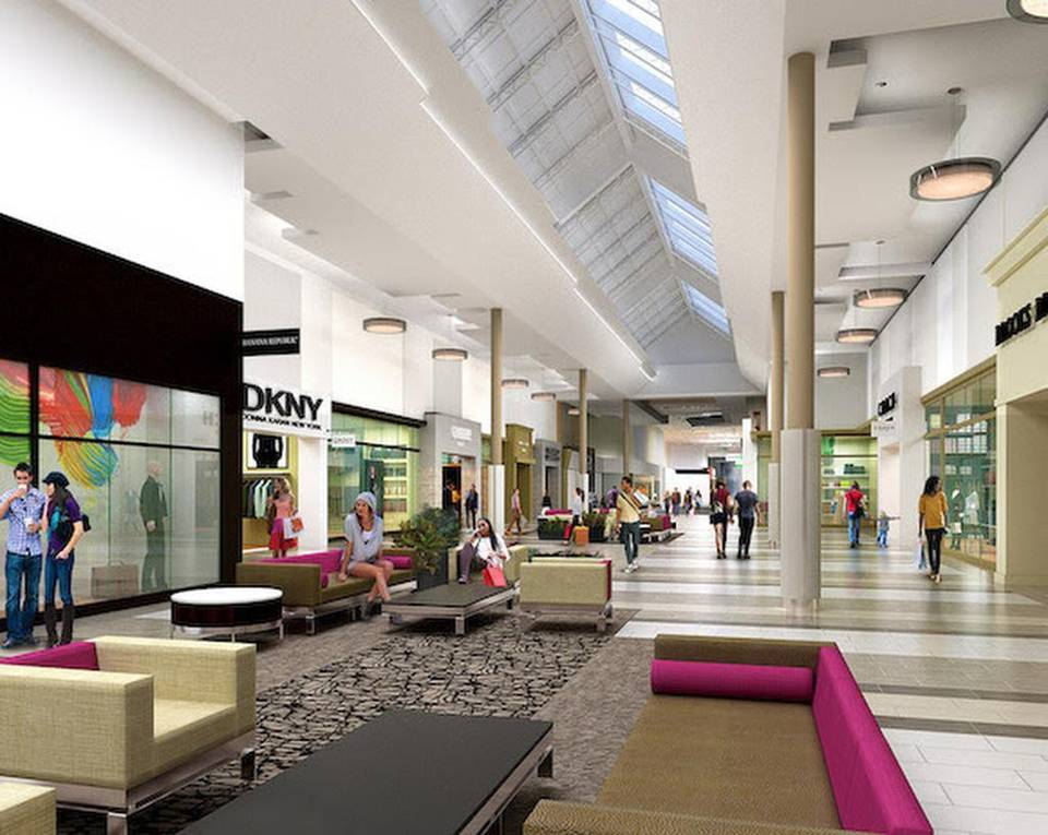 Concord Mills is about to get a major makeover, they want to make the ...