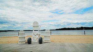 first mecklenburg county beach