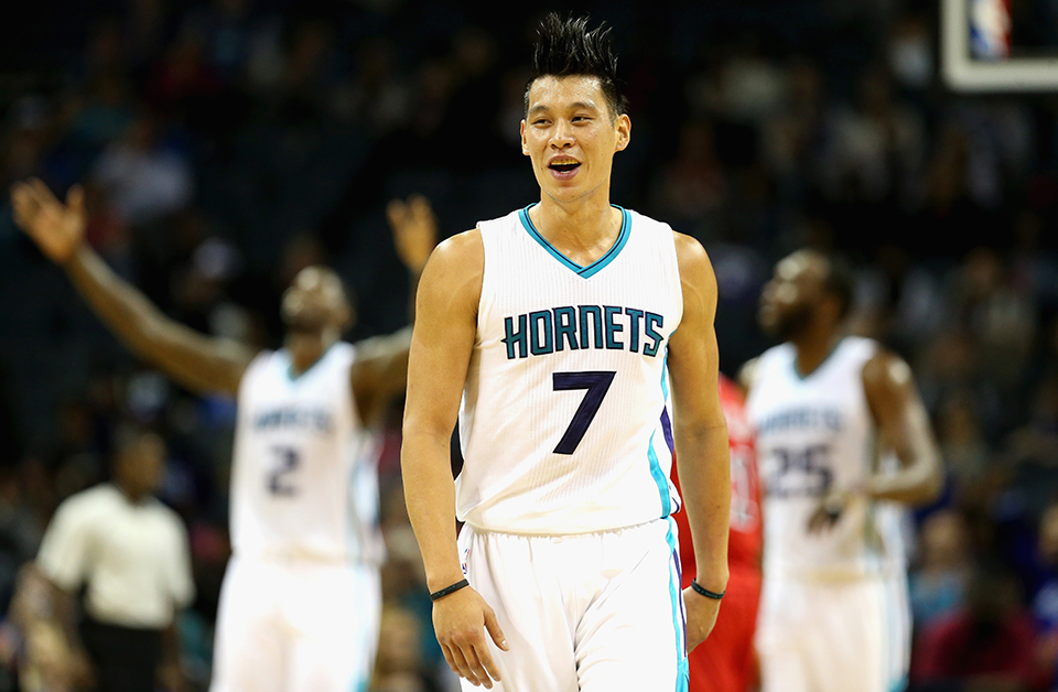 promo code 2d914 dbef8 jeremy lin hornets playoffs - Charlotte Stories