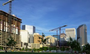 charlotte uptown construction