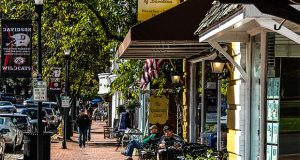 Davidson Was Just Ranked As One Of The Coolest Suburbs in America
