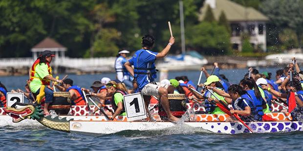 dragon boat race charlotte