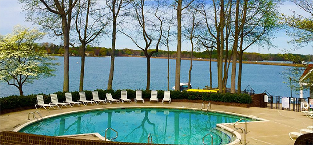 lake norman condo rental