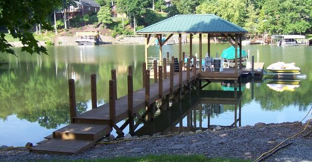 lake norman cottage rental