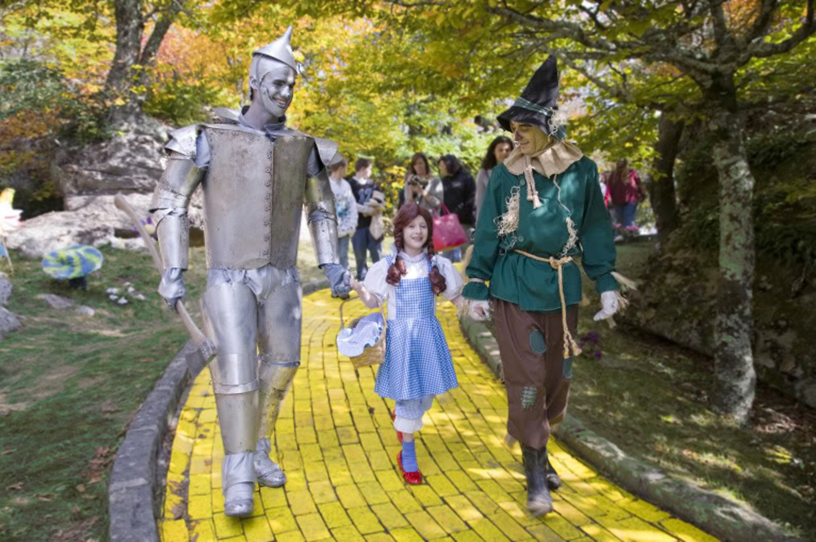North Carolina S Land Of Oz Theme Park Is About To Reopen Charlotte Stories