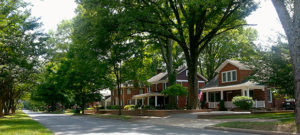 plaza midwood home tour