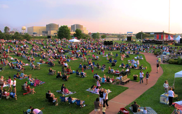 Charlotte events this weekend Symphony at McGuire