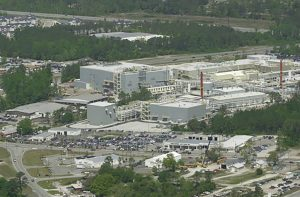 corning new plant in charlotte