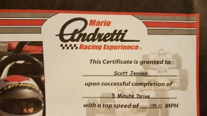 mario andretti racing experience charlotte2