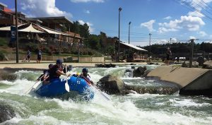 teen dies after swimming at whitewater center
