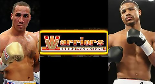 warriors boxing charlotte