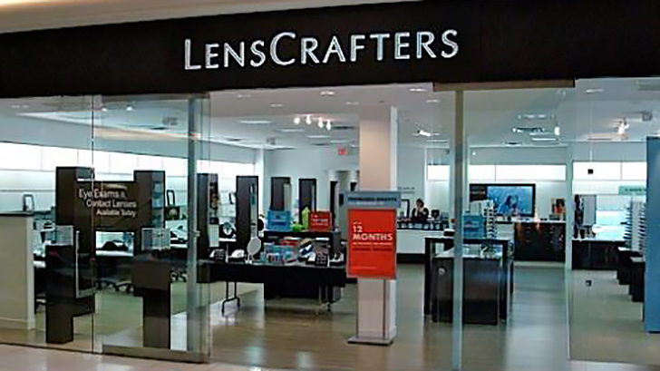 LENS-CRAFTERS-concord mills