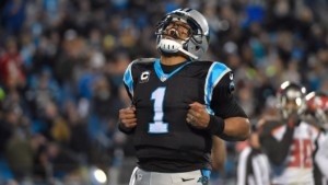 cam newton number 1 player