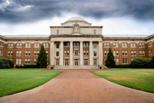 davidson college best school in the south