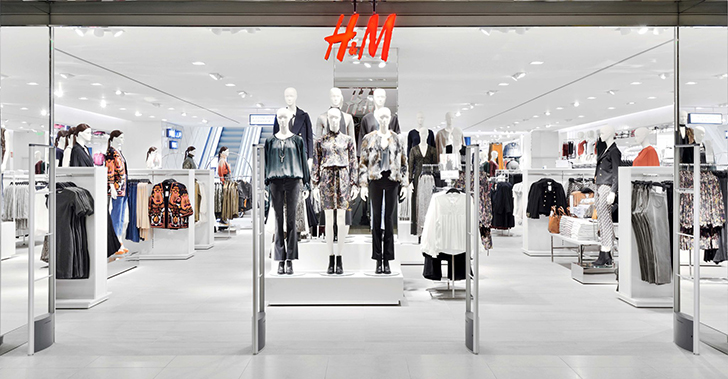 h&m concord mills
