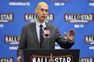 nba all star game moves out of Charlotte