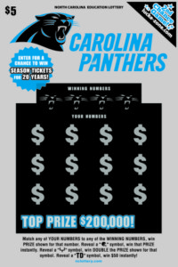 Season tickets for carolina panthers