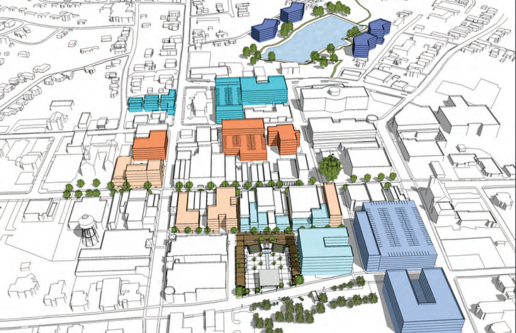 Downtown Concord S 194 5 Million Redevelopment Plan Will