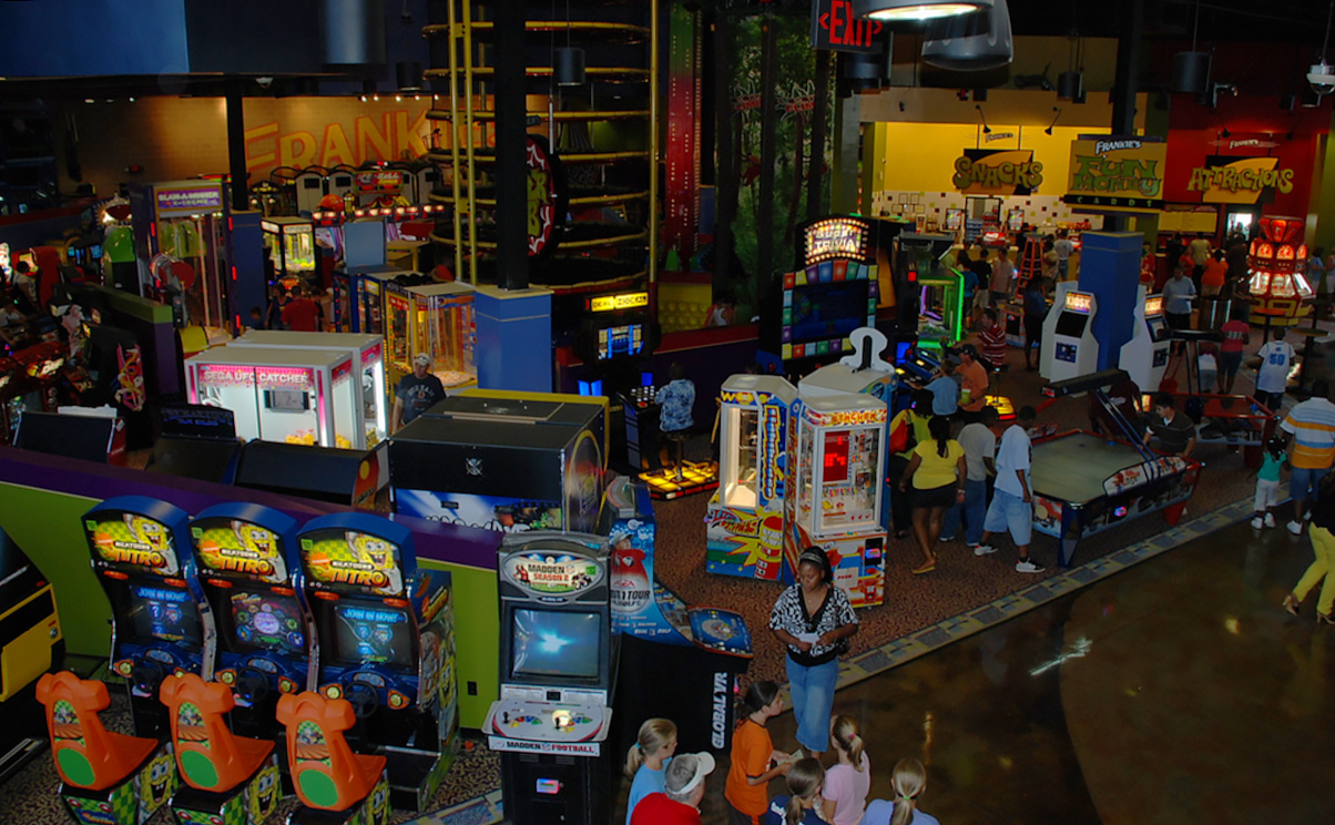 Frankie 39 S Fun Park Just Purchased 18 6 Acres In