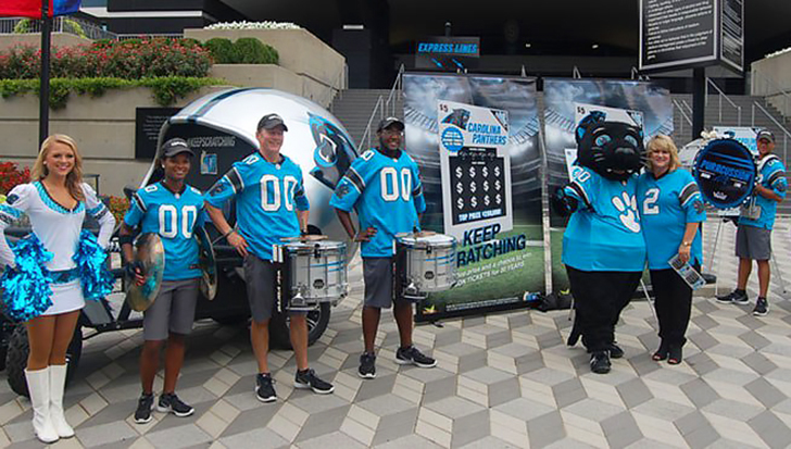 win panthers tickets for life