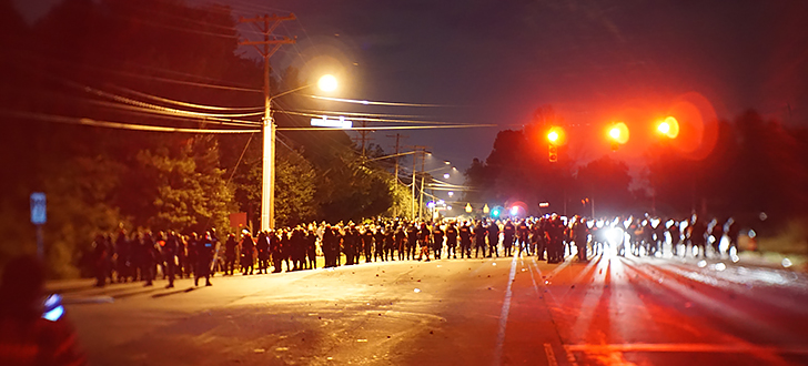 police-break-up-north-charlotte-protests