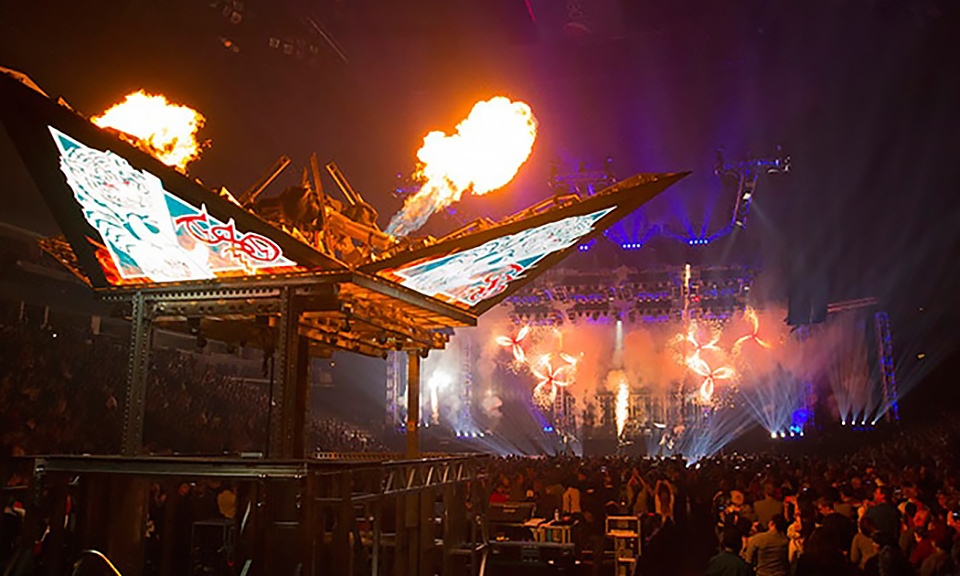 The Trans-Siberian Orchestra About To Host A One-Of-A-Kind 'Ghosts of Christmas Eve' Show in Charlotte