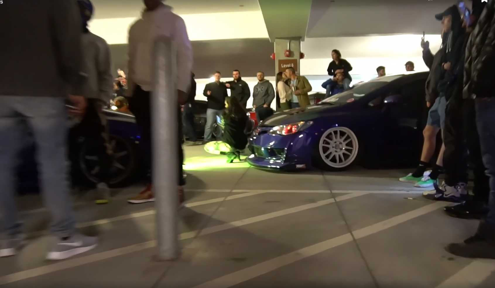 Charlotte Motorists Clubs Mannequin Challenge Video Ranked Among - Car show charlotte nc