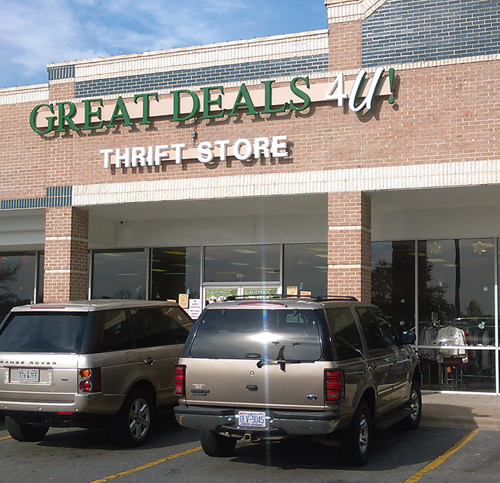 Top  Thrift Shops in Charlotte - Charlotte Stories
