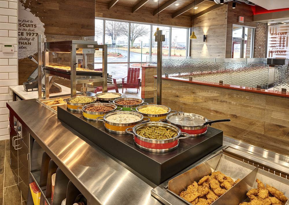 High Top Tables In Fast Food Restaurants