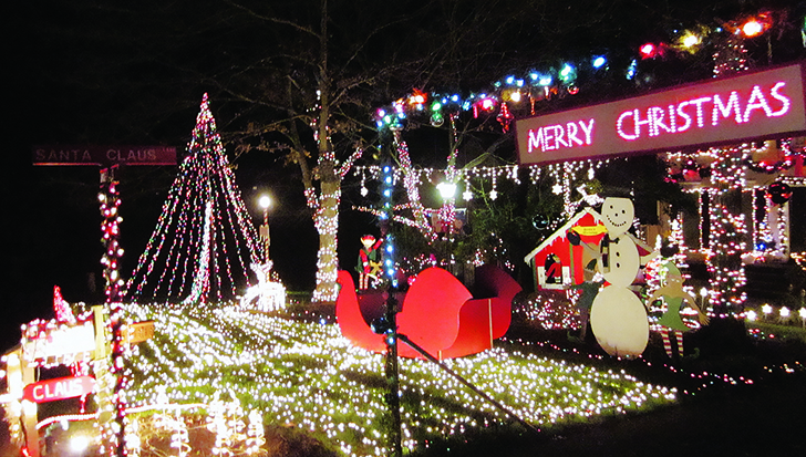 huge selection of f5300 da2c0 Top 10 Most Impressive Christmas Light Displays in Charlotte ...