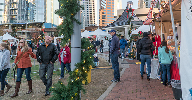Here's Why Charlotte's Christkindlmarkt 2016 Uptown Christmas ...